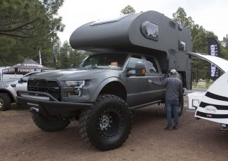 2019 Overland Expo West: Glamping Yachts to Trucks With Cots – Four Wheeler Network