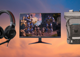 Acer products are on sale on Amazon: Save on monitors, headsets, backpacks, and more – Mashable