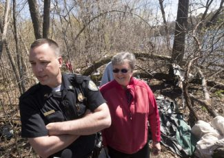 Bangor wants more feet on the ground to fight homelessness — and no more tents – Bangor Daily News