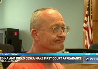 'Doomsday prepper' couple accused of abusing victims in Wakulla County makes first court appearance – WTXL ABC 27
