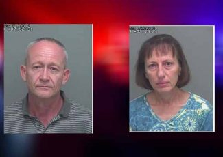 Doomsday prepper couple arrested for abusing two women – NBC2 News