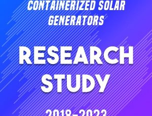 Global Containerized Solar Generators Market Size and Value Report, 2019-2024 Forecast: Silicon CPV, HCI Energy, PWRstation, En – ChyperNews