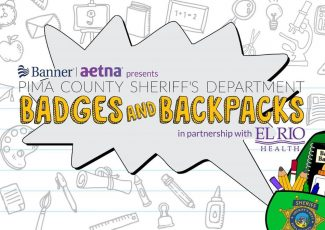 PCSD: Badges and Backpacks event for school kids – KOLD